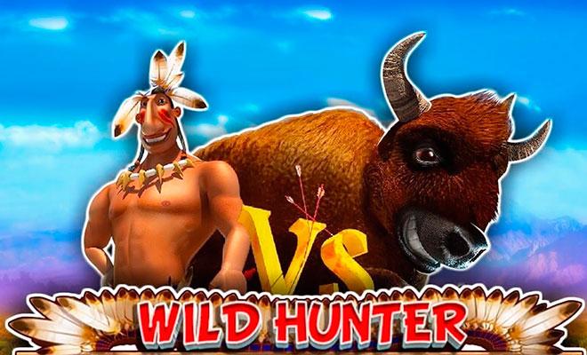 игровой автомат онлайн Wild Hunter