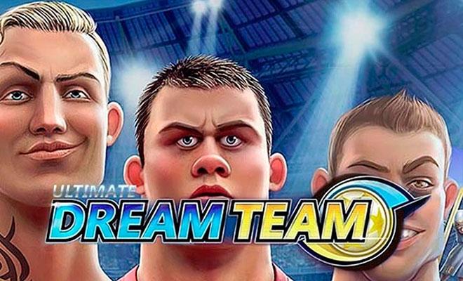 игровой слот онлайн Ultimate Dream Team